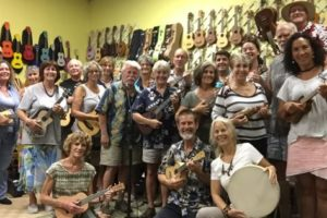 Sing 'n' Strum-Along & Open Mic, with the Suncoast Sand Fleas