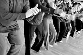 The experiential education of embodying rhythm by stepping & clapping, is the best way to learn it. (IOHO)
