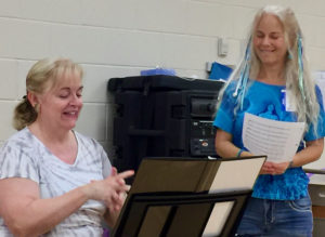 Your First Voice Lessons: Part 2, with Mary Jane Ayers, DMA
