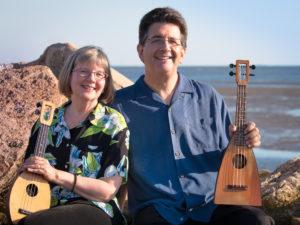 Jumpin' Jim Beloff & Liz Beloff Ukulele Workshop & Concert!