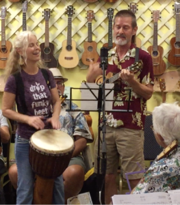 New Event! Open Mic-a-lele at The Ukulele Place!