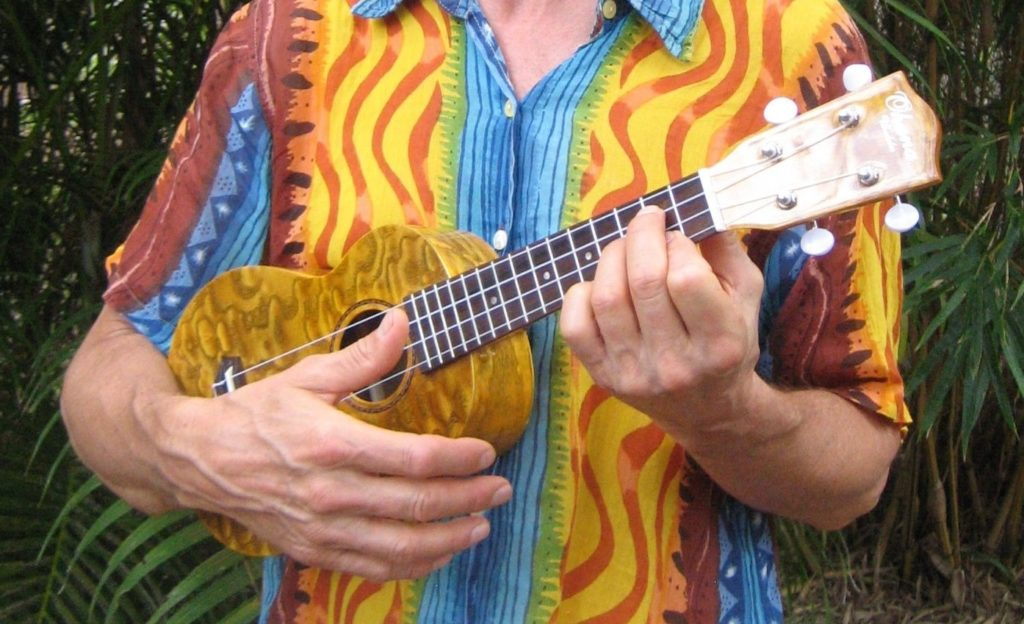 Beyond Level 2: An All-inclusive Ukulele Classes, Join from Anywhere, on Zoom